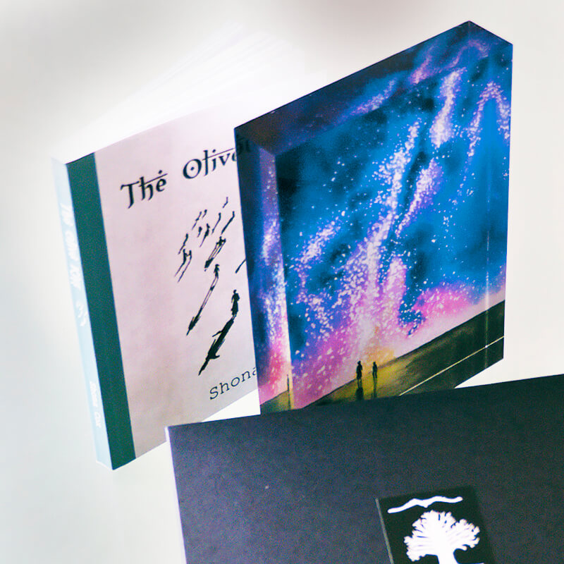 unique gift of art and reading