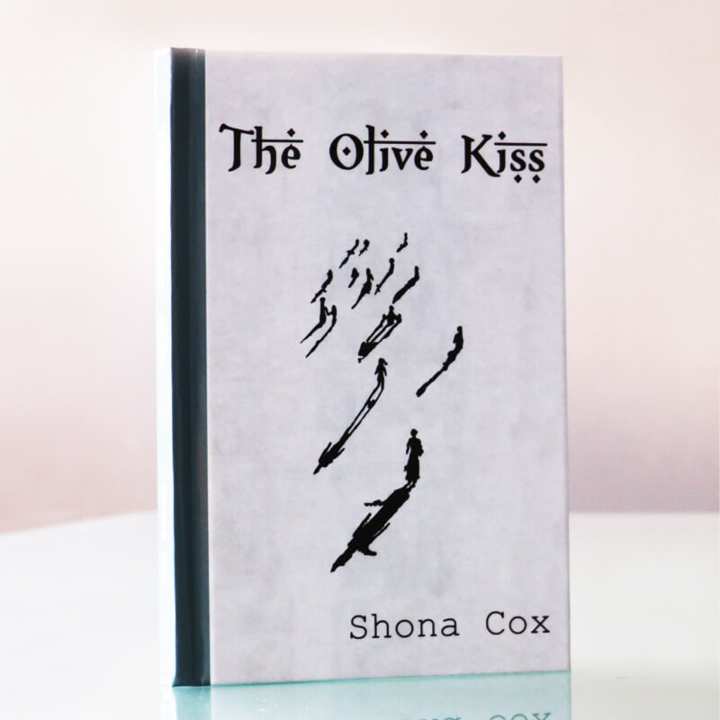 Book gift the olive Kiss